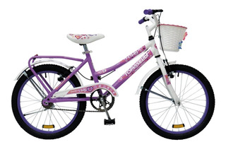Bicicleta Niña Rodado 20 Tomaselli Lady