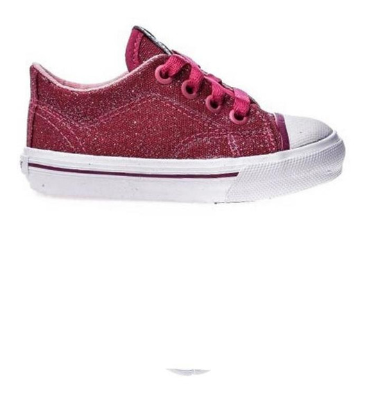 Topper Zapatillas Kids - Pasitos Glitter Fcs