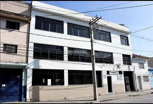Mooca -  Galpão Industrial Com 911,0m²ac E 911,0m² Ac - Pp16022