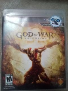 God Of War Ascension Oferta (10vds)
