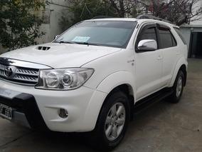 Toyota Sw4 3.0 Srv Cuero I 171cv 4x4 4at 2011