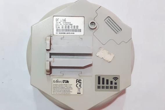 Antena Sxt Mikrotik Routerboard - Kit Com 10 Unidades