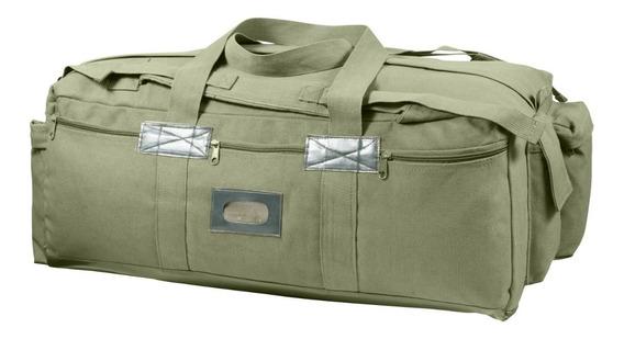 Bolso Mochila Rothco Militar Mossad Duffle 98 Litros Premium
