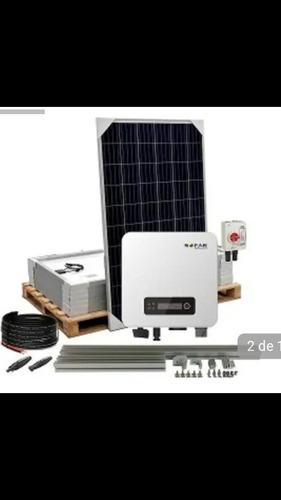 Imagem 1 de 1 de Sistema Fotovoltaico