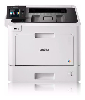Impresora Laser Color Brother L8360cdwn Wifi Duplex 33 Ppm