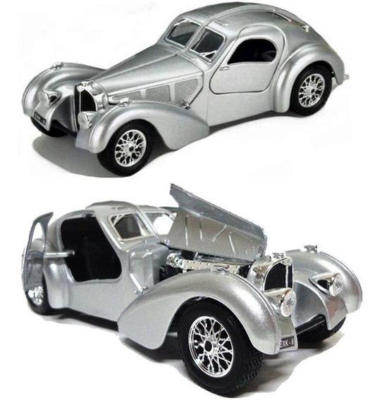 Burago Bugatti Atlantic Escala 1 24 Metalico Coleccion Autos