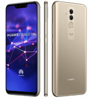 Huawei Mate 20 Lite 64gb Câmera Dupla Tela De 6.3 Dual Chip