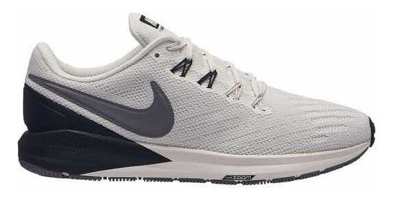 Zapatos Nike Zoom Structure 22 Grey