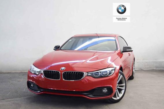 Bmw Serie 4 4p 420i G Coupe Sport Line L4/2.0/t Aut