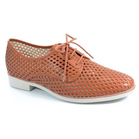 4959285c2f Sapato Oxford Bottero Caramelo - 257101