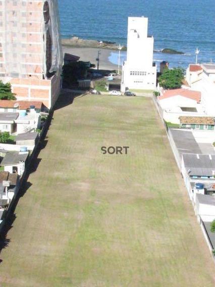 Terreno Urbano Quadra Mar, 5950 M², Praia De Gravatá, Navegantes - Te0013