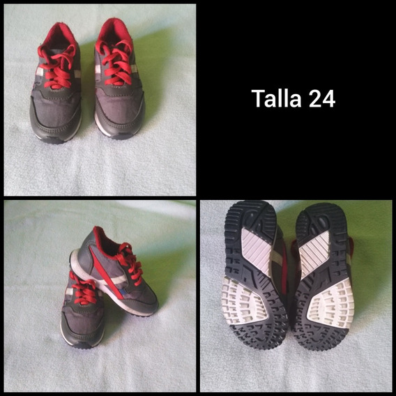 Zapatos De Niño Usados Tommy, Nike, Converse