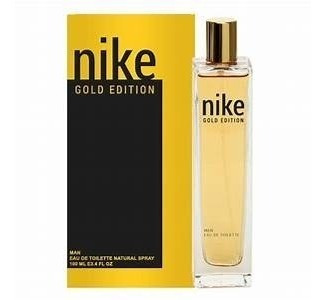 Perfume Nike Man Gold Edition 100 Ml Original.