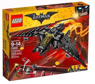 Lego Original Avión De Batman De La Película Con Harleyquinn