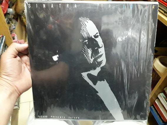Disco Vinilo Frank Sinatra Trilogia