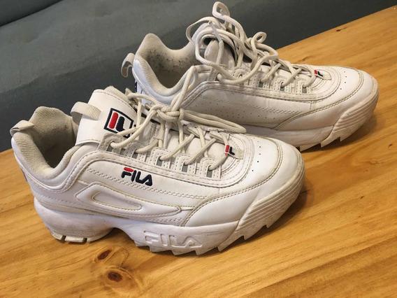 Zapatillas Fila Disruptor-originales
