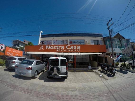 Sala Para Alugar, 28 M² Por R$ 1.150/ano - Ingleses Centro - Florianópolis/sc - Sa0030