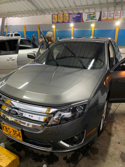 Ford Fusion 3.0