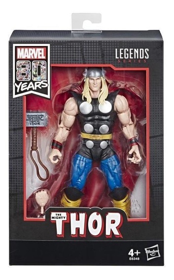 Marvel E6348 Marvel 80 Aniversario Thor Design Alex Ross Jug