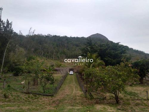 Excelente Chácara Em Itaocaia Valley, Casa 2 Quartos Com Hidromassagem E Uma Bela Vista Em Local De Muita Paz - Ca3171