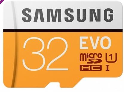 Cartão De Memoria 32gb Samsung 48mbs Original Lacrado