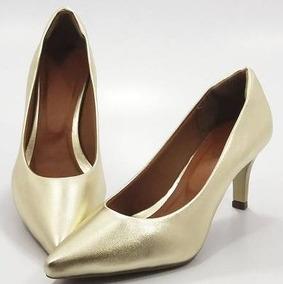 f85fea9760 Sapato Feminino De Festa Tamanho 35 - Calçados