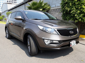 Kia Sportage 2.0 Ex At