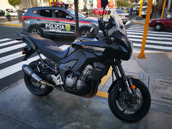 Vendo Kawasaki Versys 1000 / No Bmv, Ktm, Triumph,yamaha.