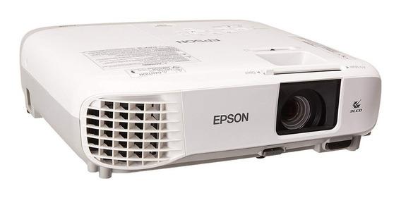 Video Beam Proyector Epson Powerlite S39 + Svga 3300 Lumenes