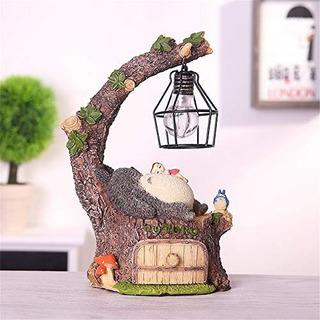 Kimkoala Totoro Figura Decorativa De Ángel Japonés Mi Vecino