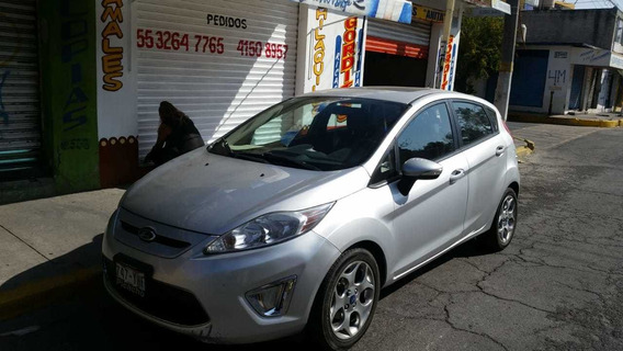 Ford Fiesta 1.6 Automatico Hb Ses At 2012