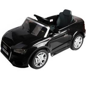 Auto A Bateria Audi A3 Control Remoto Llave Entrada De Audio