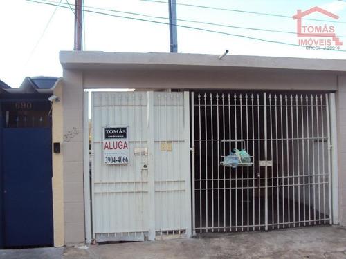 Imagem 1 de 21 de Casa Com 2 Dormitórios Para Alugar, 50 M² Por R$ 1.300,00/mês - Jardim Líbano - São Paulo/sp - Ca0713