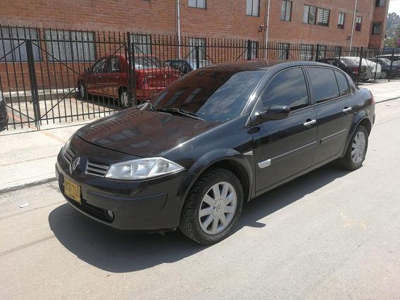 Renault Megane 2 Odeon Mt2000cc Negro Nacarado Aa Ab Abs Dh