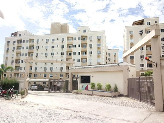 Apartamento 2 Quartos No Cambeba - Piscina, Elevador