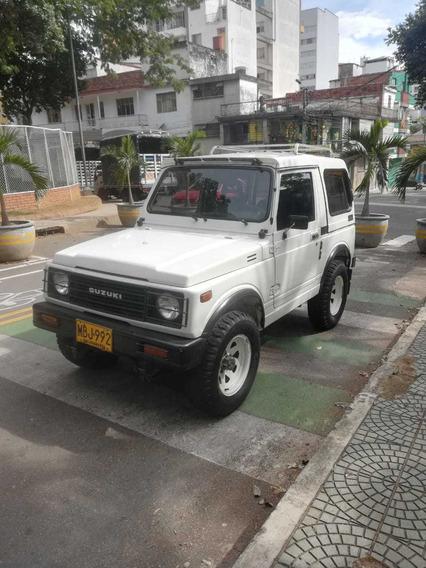 Suzuki Sj 413 Mod /85 Motor 1300; 5 Velocidades