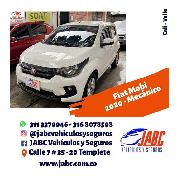 Fiat Mobi Fiat Mobi Easy