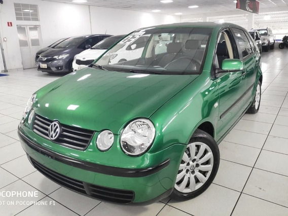 Polo Hatch 2003 1.6 Completo