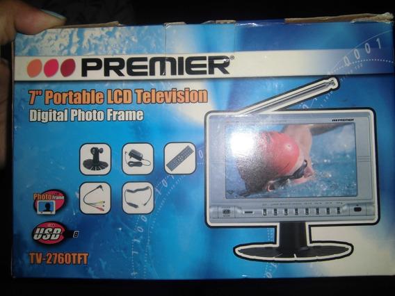 Tv Portatil 7 Pulgadas Lcd