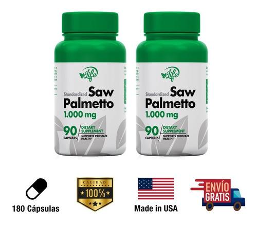 Saw Palmetto 1.000 Mg Americano - Unidad a $499
