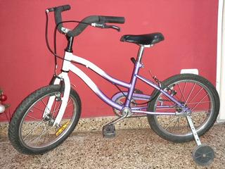 Liquido Stock!!!bicicleta/playera 16/14 Excelente Estado!