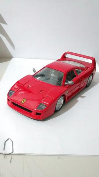 Ferarri F40 1987 Escala 1/24