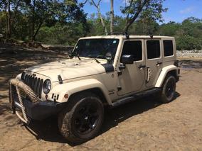 Jeep Rubicon En Excellente Estado - Nunca Fue Montado
