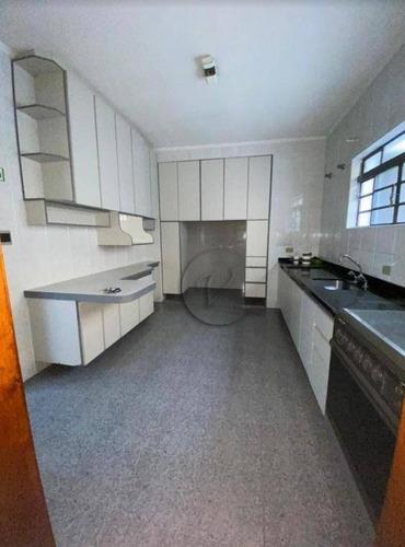 Excelente Casa Com 04 Vagas De Garagem - Ca3126