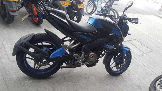 Moto Pulsar Ns 200 Pro