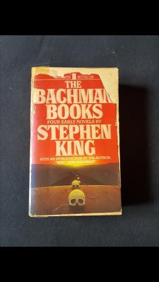 Livro Raro - O Livro De Bachaman Em Inglês