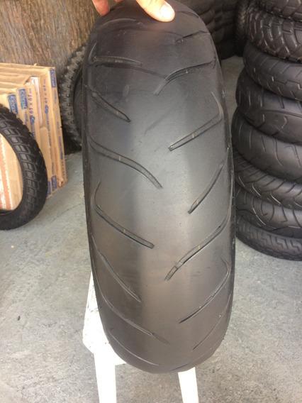 Dunlop 160/60/17 D 222 Usado Comet Xj6 Twister Cb300 E Outra