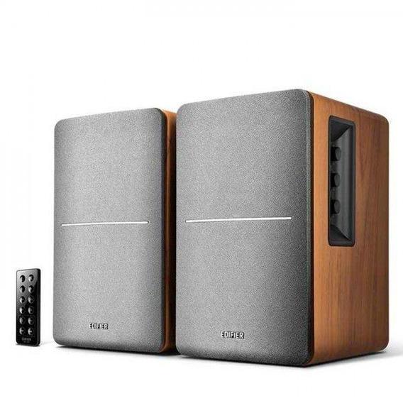 Monitor De Referência Edifier R1280db Caixa Para Estúdio 42w Rms Bluetooth Com Controle Bivolt (par)