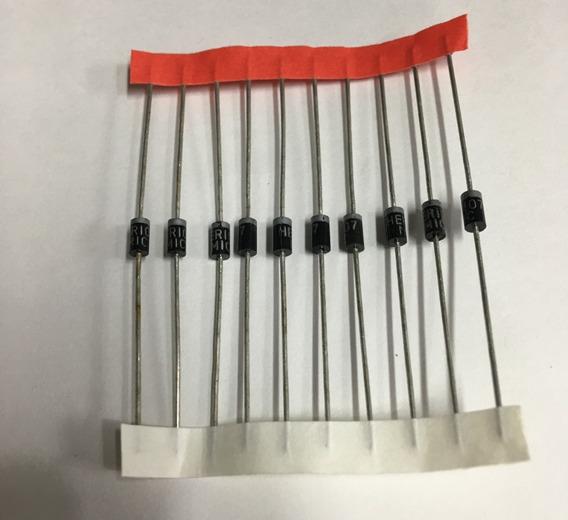 Diodo Retificador 1n4004 (10 Unidades )