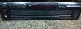 Aparelho Cd Player Teac Modelo Pd-d3000 - 5 Discos